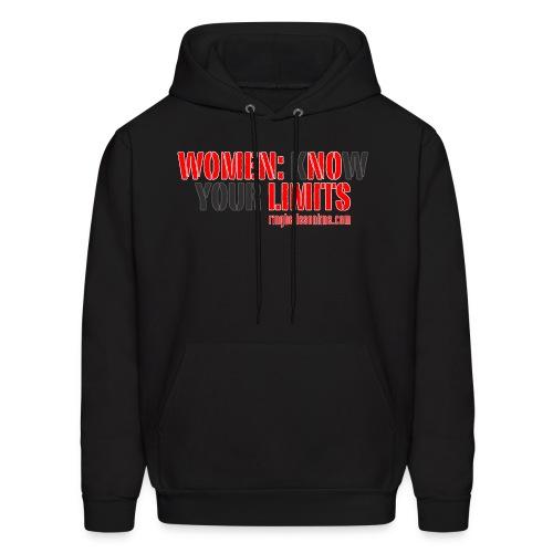 Ringbelles No Limits 2.0 Hoodie - Men's Hoodie