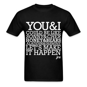 JRA - You and I - Men's T-Shirt