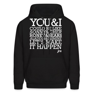 JRA - You and I - Men's Hoodie