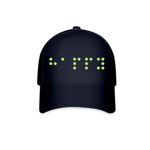 happy ( braille ) - Baseball Cap