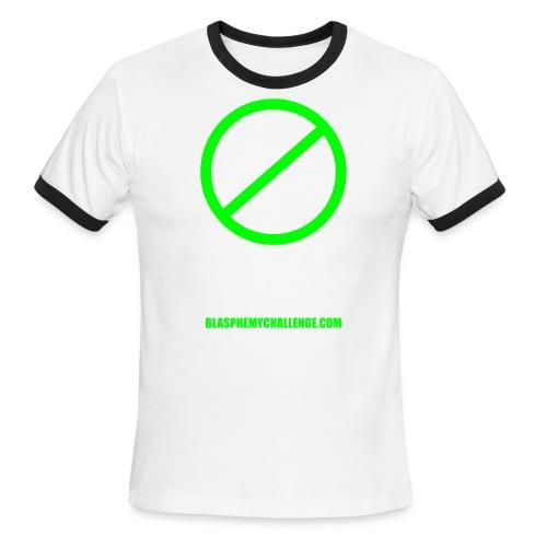 I Deny the Holy Spirit - Men's Ringer T-Shirt