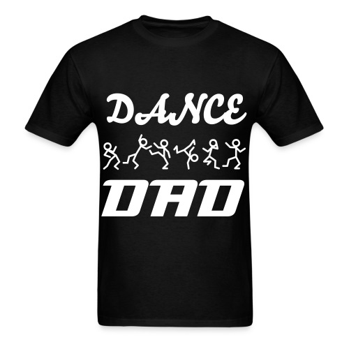 Dance Dad T - Men's T-Shirt