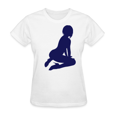 Sexy Lady Women's T-Shirts