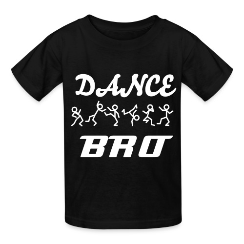 Dance Bro Kids-T - Kids' T-Shirt