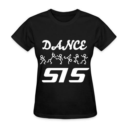 Dance Sis T - Women's T-Shirt