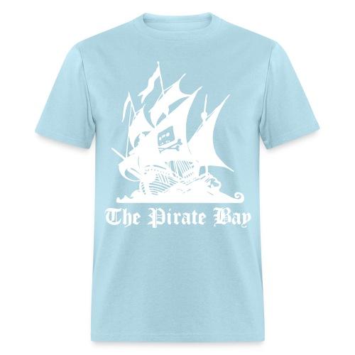 The Pirate Bay Logo Vector T-Shirt - Men's T-Shirt