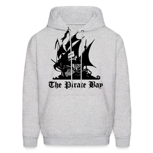The Pirate Bay Logo Vector Hoodies - Men's Hoodie