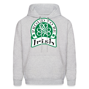 Proud to be Irish Hoodies