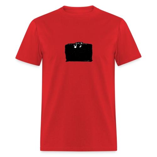 Standard, Classic Black Bag - Men's T-Shirt