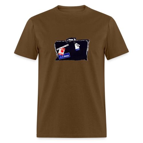 Standard, McFadden Travel Black Bag - Men's T-Shirt