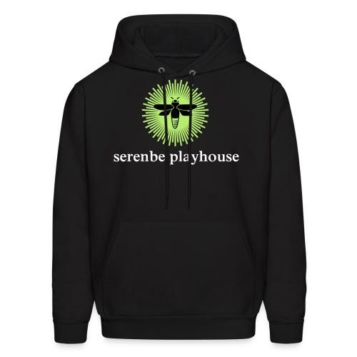 Serenbe Playhouse Men's Hooded Sweatshirt - Men's Hoodie