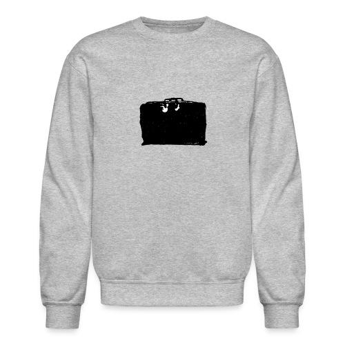 Sweater, Classic Black Bag - Crewneck Sweatshirt