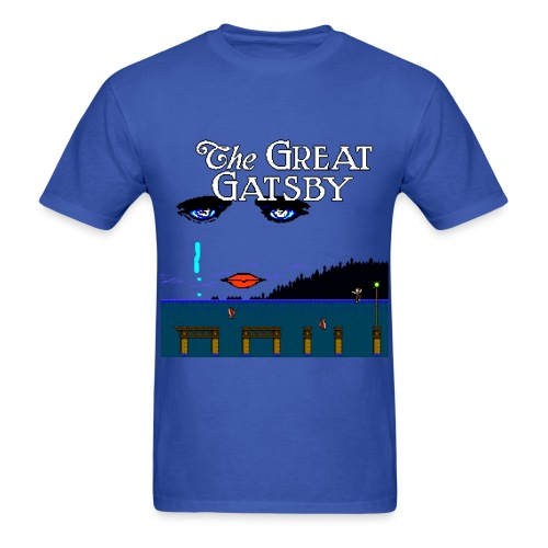 The Great Gatsby - Men's T-Shirt