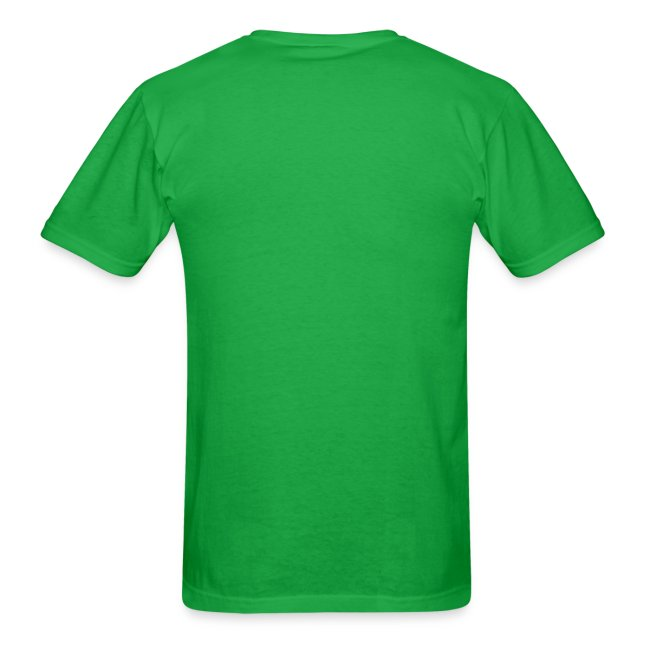 Mens Standard Green Light Tee