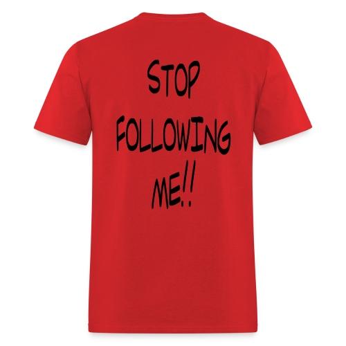 Following me - Men's T-Shirt