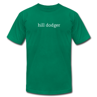 T-Shirts ~ Men's T-Shirt by American Apparel ~ Dodger
