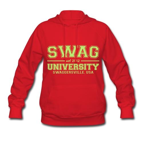 Swag University Hoodie - Women's Hoodie