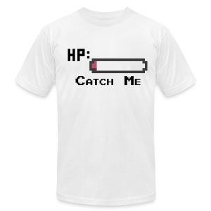Catch Me Men's T-Shirt [American Apparel] - Men's T-Shirt by American Apparel