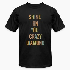 CRAZY DIAMOND T-Shirts