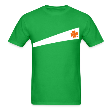 Irish Leaf - St. Patrick's Day T-Shirts