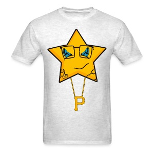 Wiz Khalifa Star Men's Tee - Men's T-Shirt