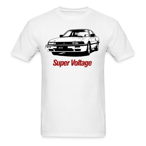 2G Super Voltage - Men's T-Shirt