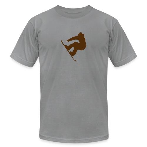 Boarder - Men's Fine Jersey T-Shirt