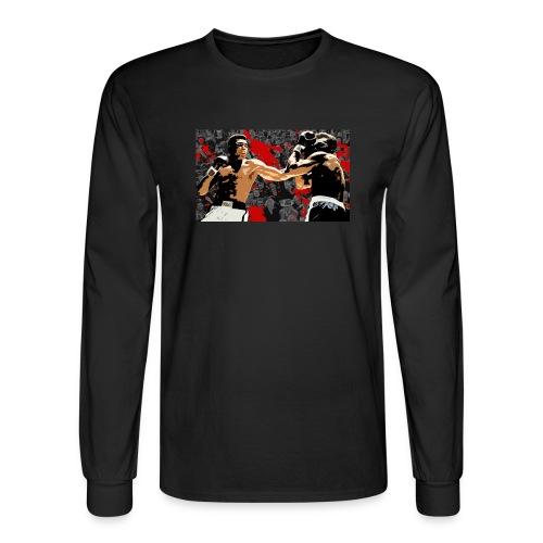 Ali The Greatest - Men's Long Sleeve T-Shirt