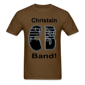Christain Band - Men's T-Shirt