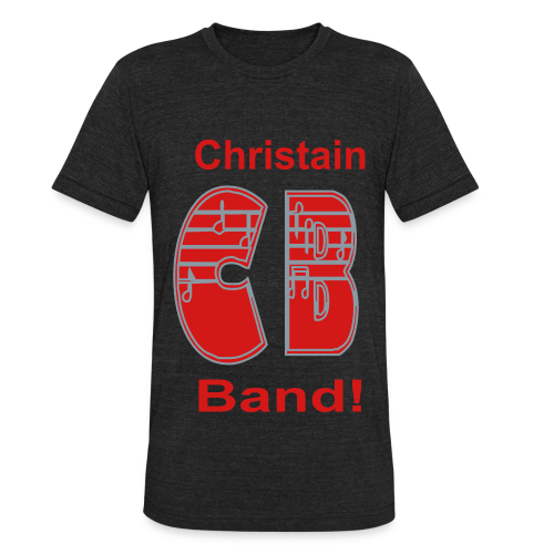Christain Band - Unisex Tri-Blend T-Shirt