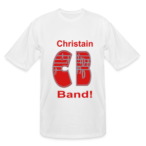 Christain Band - Men's Tall T-Shirt