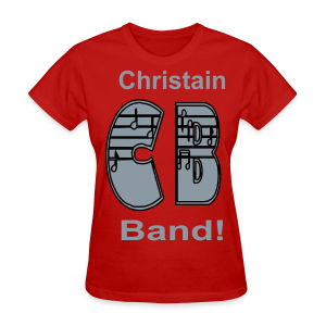Christain Band - Women's T-Shirt