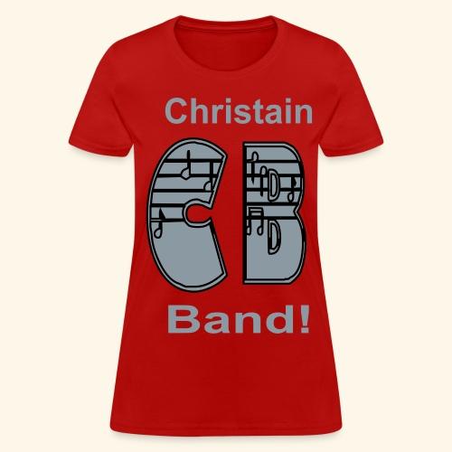 Christain Band - Women's T-Shirt