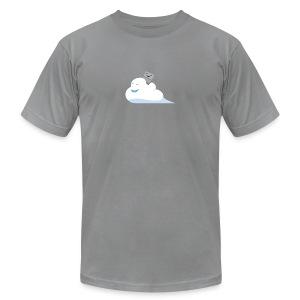 Happy Cloud - Men's Fine Jersey T-Shirt