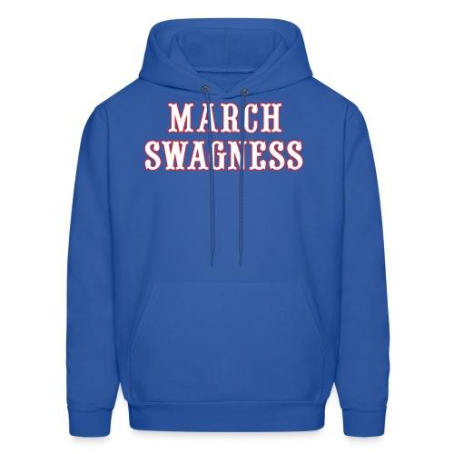 March Swagness hoodie - Men's Hoodie