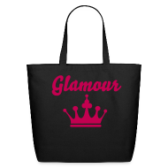 Bags & backpacks ~ Eco-Friendly Cotton Tote ~ Glam Eco-Friendly Tote Bag