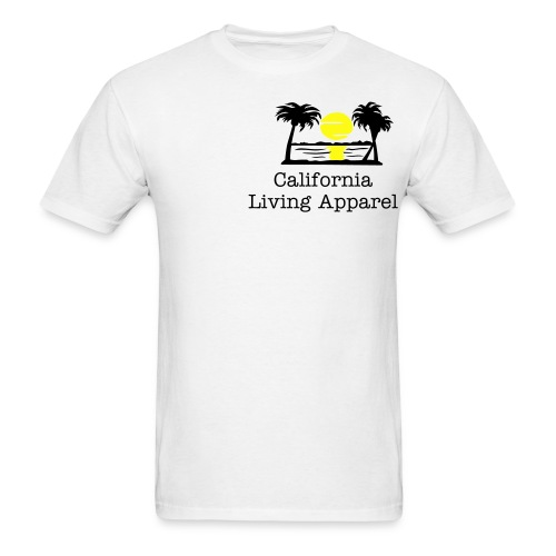 California Living Apparel Sunest Tee - Men's T-Shirt