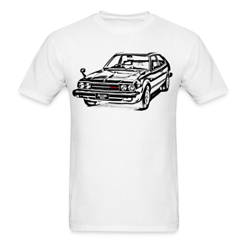 1G Accord CVCC - Men's T-Shirt