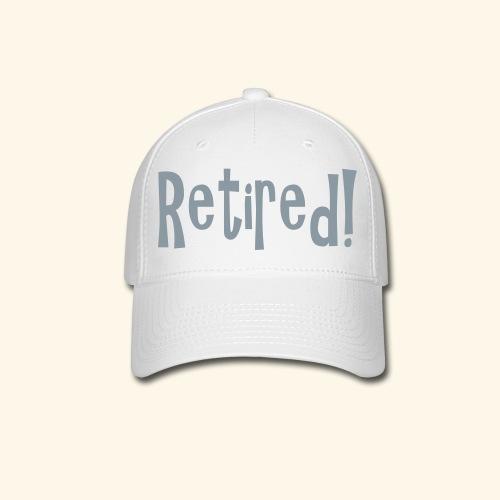 Retired - Baseball Cap