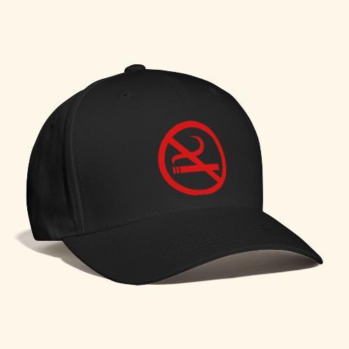 No Smoking - Baseball Cap