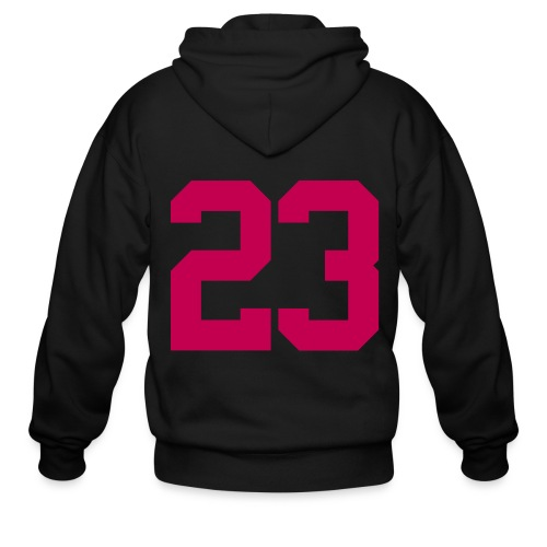 Harrison Central High - Men's Zip Hoodie