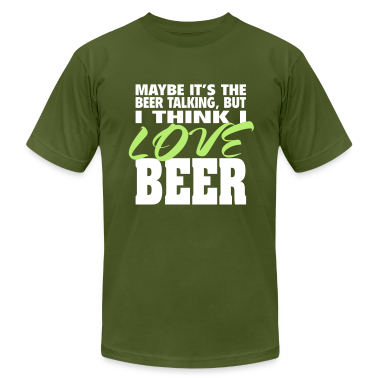 I Love Beer T-Shirts
