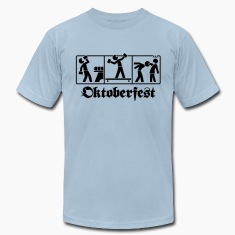 Oktoberfest Munich pictogram T-Shirts
