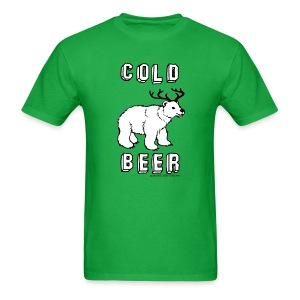 COLD BEER - Men's T-Shirt
