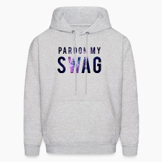 PARDON MY SWAG Hoodies