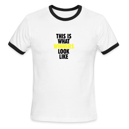 Winners - Men's Ringer T-Shirt