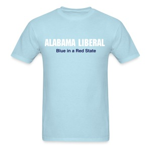 Alabama Liberal - Men's T-Shirt