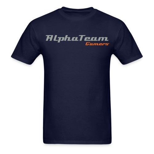 Alpha T-Shirt BLUE - Men's T-Shirt