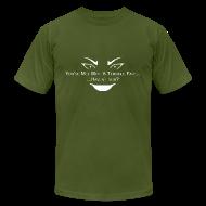 T-Shirts ~ Men's T-Shirt by American Apparel ~ Terrible Fate Men's T-Shirt by American Apparel