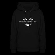 Hoodies ~ Women's Hoodie ~ Terrible Fate Women's Hoodie Sweatshirt